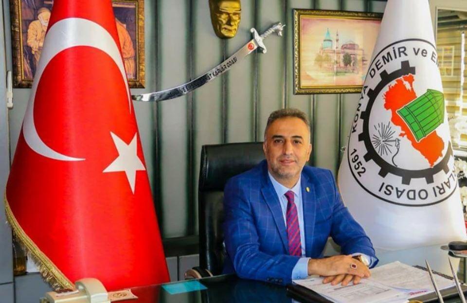 Federasyonumuza bağlı Konya Demir ve Emsali Sanatkarları Odası Başkanı Mehmet Yüksel Kurt vefat etmiştir. (08 Ağustos 2020)