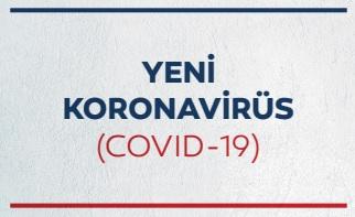 Koronavirüs(COVİD-19) İle İlgili Tedbirler Hk.